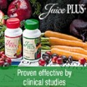 Juice Plus + ® Provides the nutritional essence of 17 different fruits, vegetables and grains in a convenient capsule form. Click here to learn more.